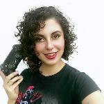 Blogger  Rosa Aguero  - Content creator and streamer.