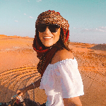 Blogger Kryssia Jinesta Chaves - travel.
